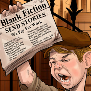 blank fiction