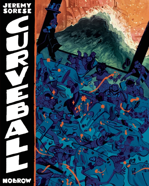 Curveball_Nobrow_Cover