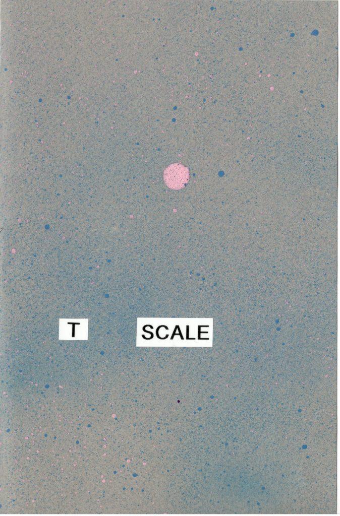 ZINES_T Scale
