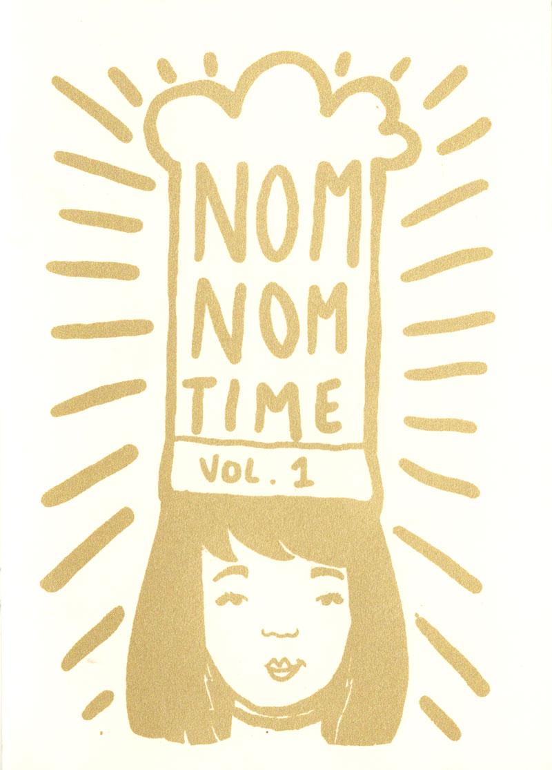 ZINES_Nom-Nom-Time