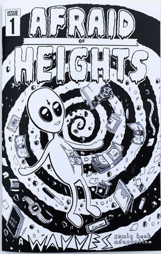 ZINES_afraid of heights