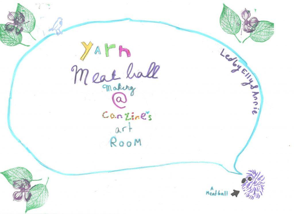 yarnmeatballposter