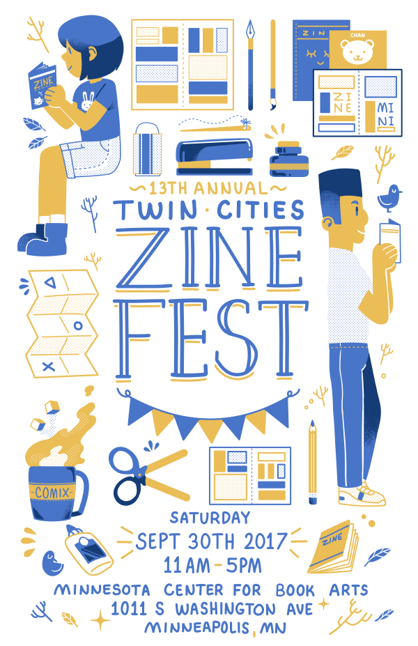 twin cities 2017-poster